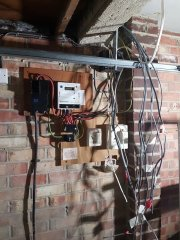 New Fuse Board Installation in Canterbury - Before