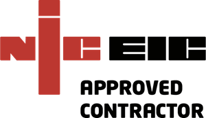 NIC EIC Approved Contractor logo